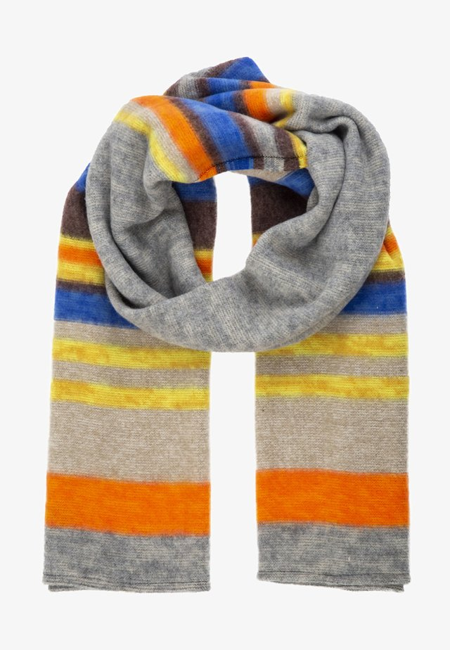 Écharpe - multicolor grey