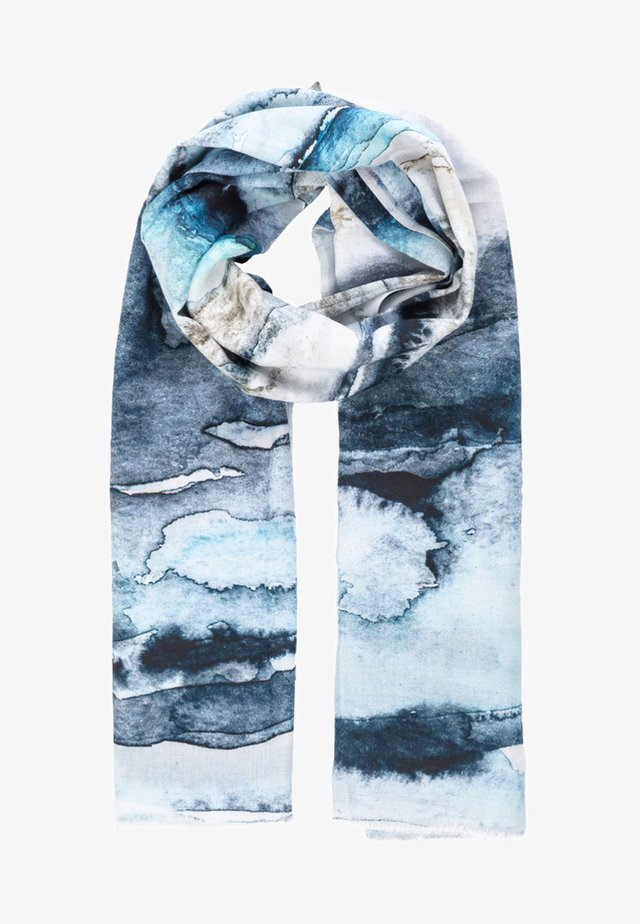 Huivi - blue/grey