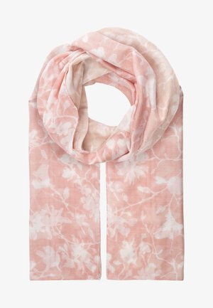 Schal - coral/pink