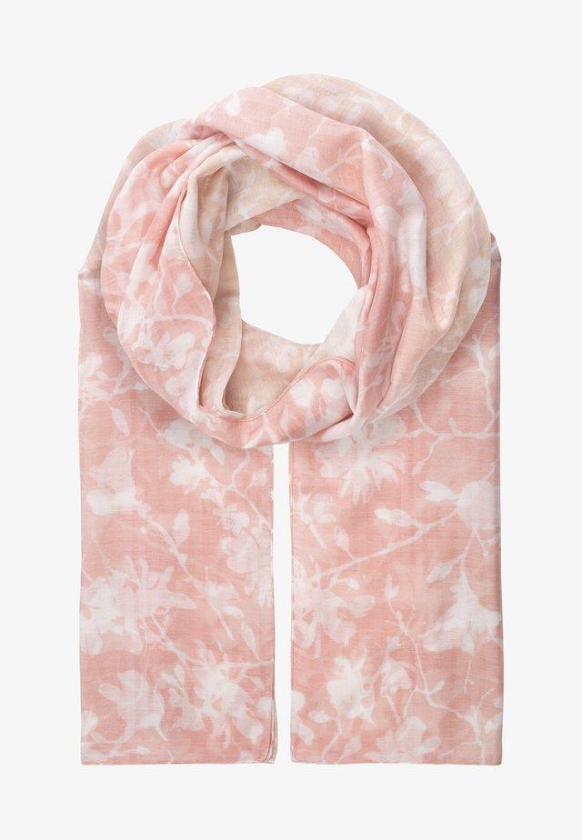 Huivi - coral/pink