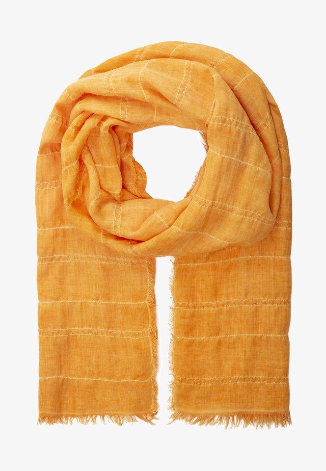 Szal - orange
