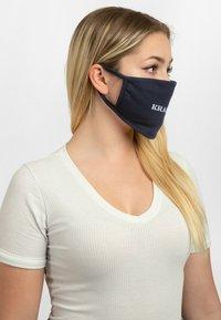 Apart - Masque en tissu - navy - 1