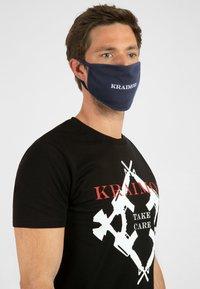 Apart - Masque en tissu - navy - 4
