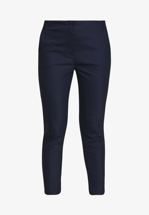 TROUSERS - Tygbyxor - navy