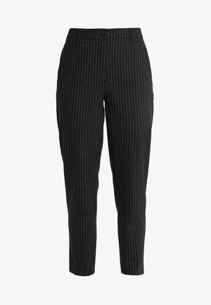 OFFICE PANT - Pantalon classique - black