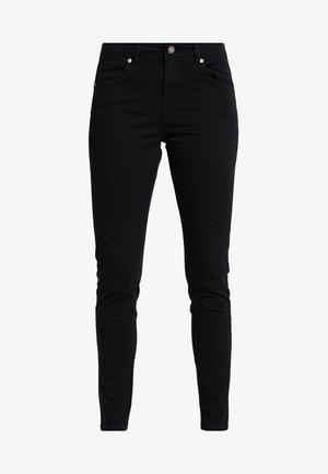 5 POCKET CHINO - Trousers - black