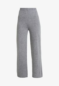 Benetton - TROUSER - Trousers - grey - 4