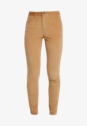 SKINNY TROUSER - Trousers - beige