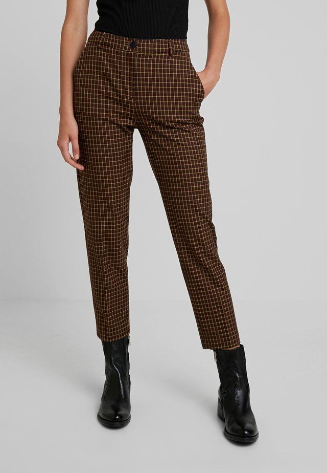 COOL BUSINESS TROUSER - Tygbyxor - multi-coloured
