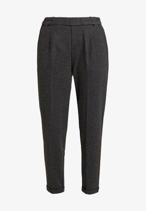 CIGARETTE PANT - Broek - grey