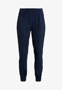 Benetton - JOGGER WITH SIDE TAPE - Träningsbyxor - navy - 3