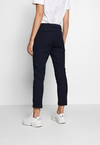 Benetton - TROUSERS - Bukse - navy - 2