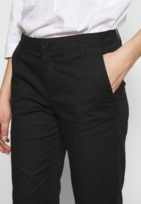 Benetton - TROUSERS - Chinot - black - 3