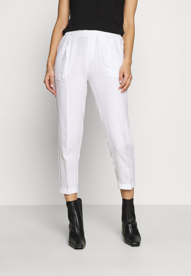 TROUSERS - Broek - white