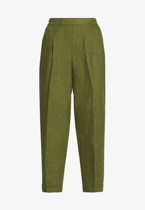 TROUSERS - Kalhoty - khaki