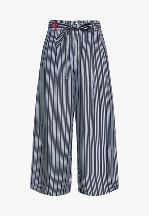 TROUSERS - Stoffhose - blue