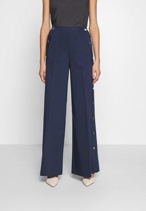 TROUSERS - Broek - navy