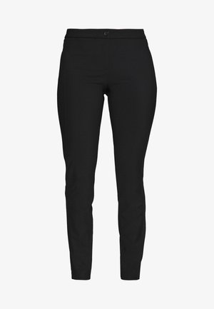 TROUSERS - Legginsy - black