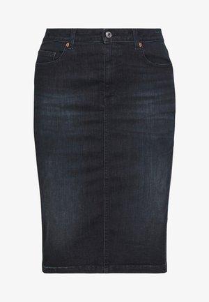 SKIRT - Jupe crayon - blue