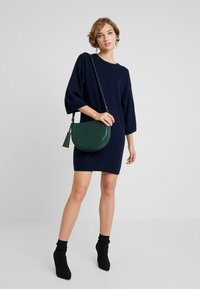 Benetton - SHIFT DRESS - Jumper dress - navy - 1