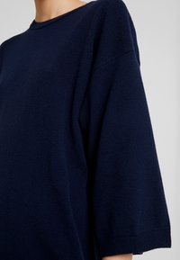 Benetton - SHIFT DRESS - Jumper dress - navy - 5