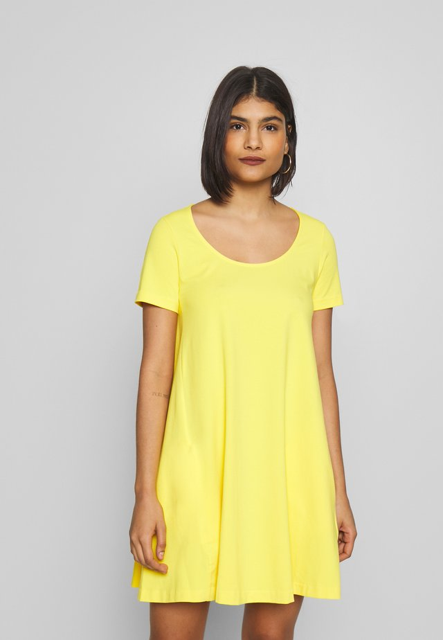 Jerseyjurk - yellow