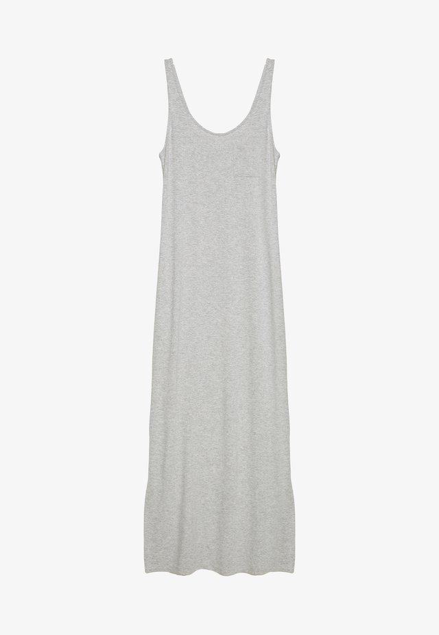 DRESS - Maxi-jurk - grey
