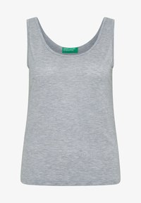 Benetton - TANK - Toppe - grey - 4