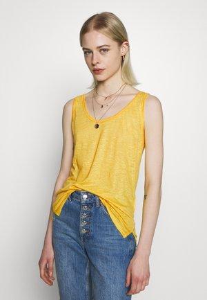 TANK - Toppi - yellow