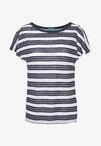 Benetton - T-shirt print - navy - 3