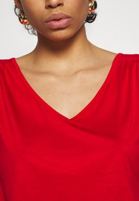 Benetton - Top - red - 5