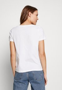 Benetton - T-shirt print - white - 2