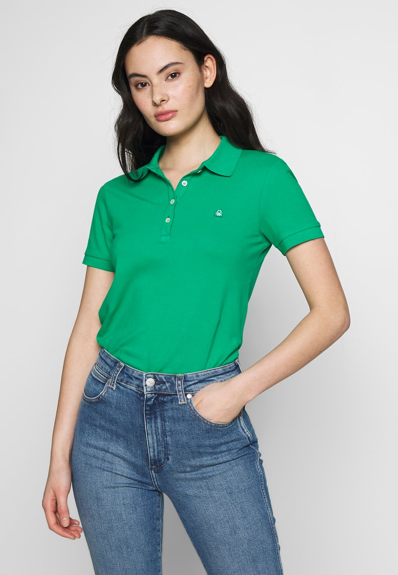 Benetton - Polo - green