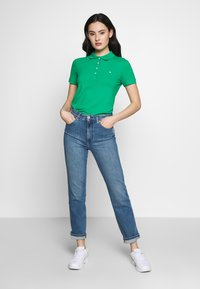 Benetton - Polo - green - 1