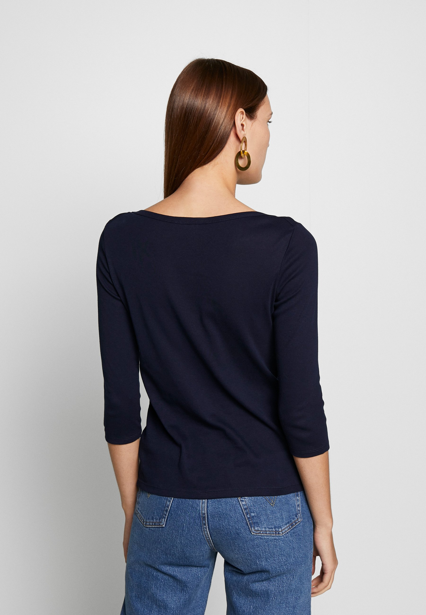 Benetton Topper langermet - navy