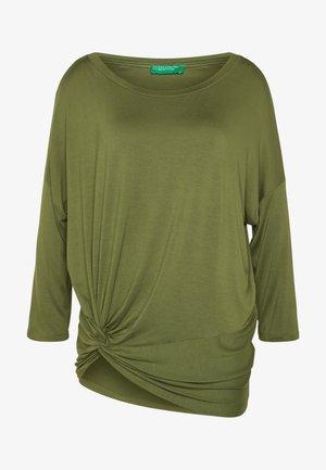 T-shirt à manches longues - khaki