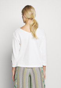 Benetton - Sweter - white - 2