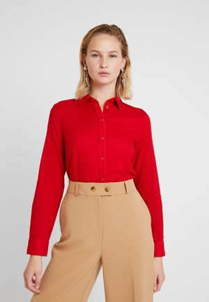 BUSINESS BLOUSE - Camicia - red
