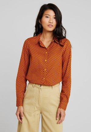 PRINTED - Camicia - beige