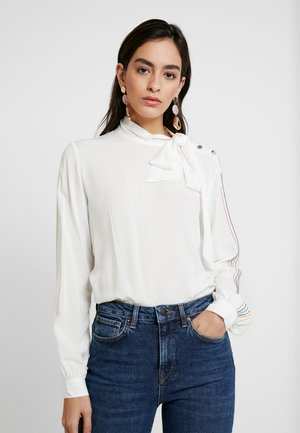 BLOUSE - Blouse - white