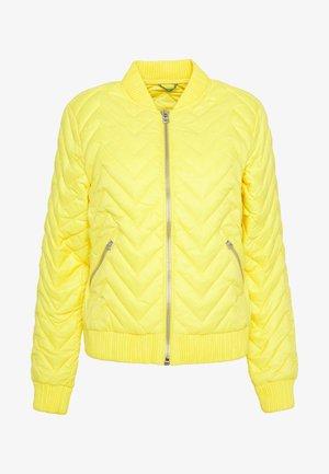 Piumino - yellow