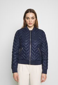 Benetton - Dunjacka - navy - 0