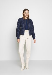 Benetton - Dunjacka - navy - 1