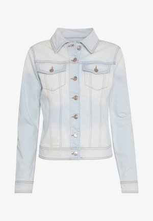 JACKET - Džínová bunda - light blue