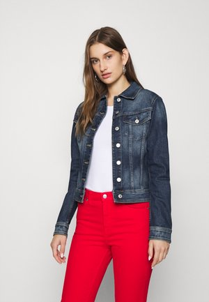 JACKET - Giacca di jeans - mid blue