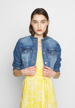 Jeansjakke - mid blue