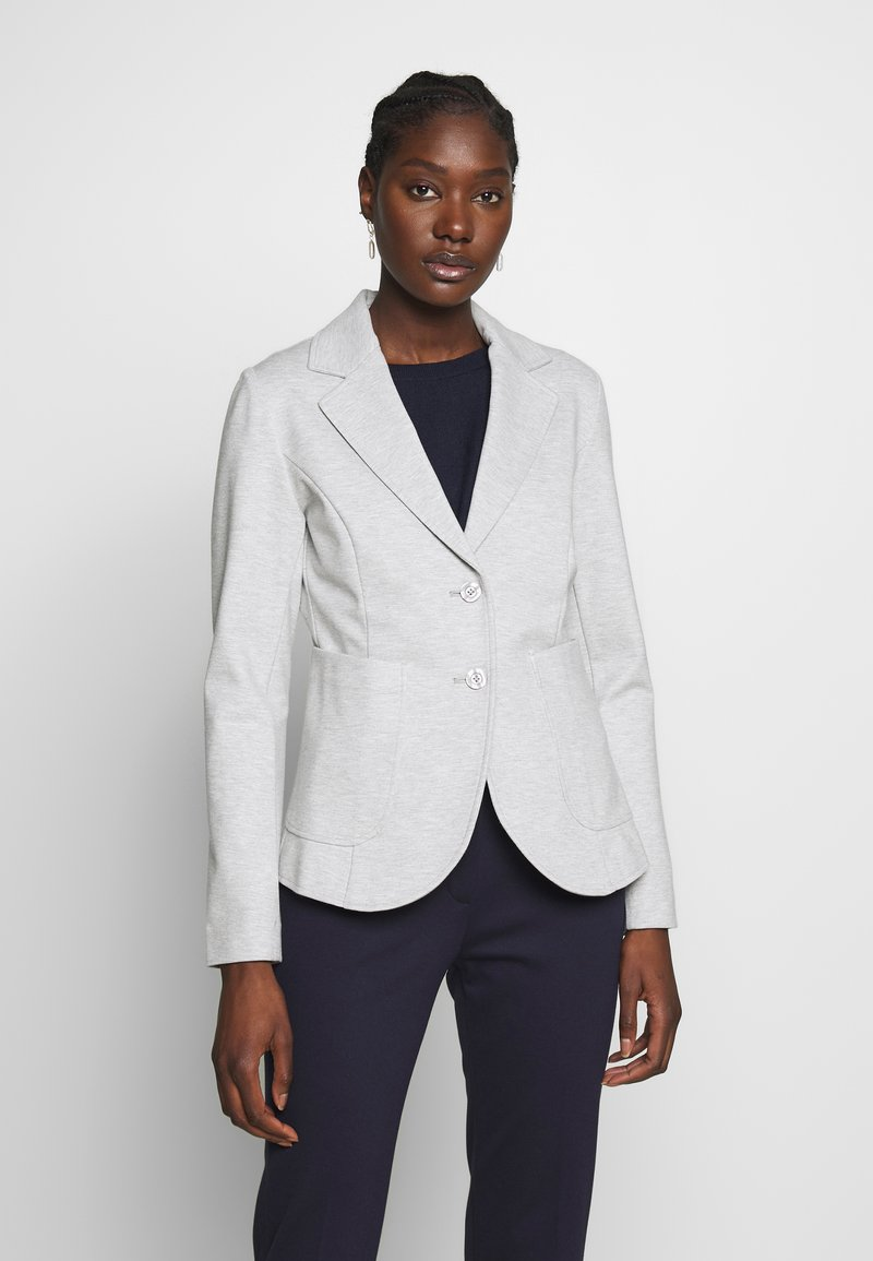 Benetton - JACKET - Żakiet - grey
