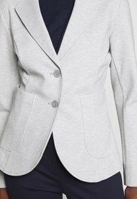 Benetton - JACKET - Żakiet - grey - 6