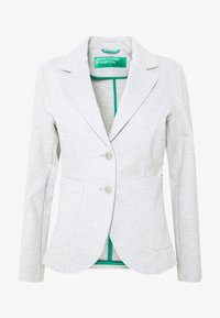 Benetton - JACKET - Żakiet - grey - 5