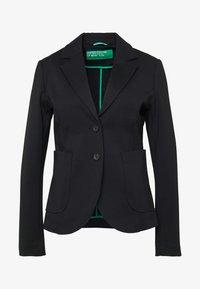 Benetton - JACKET - Blazer - black - 5